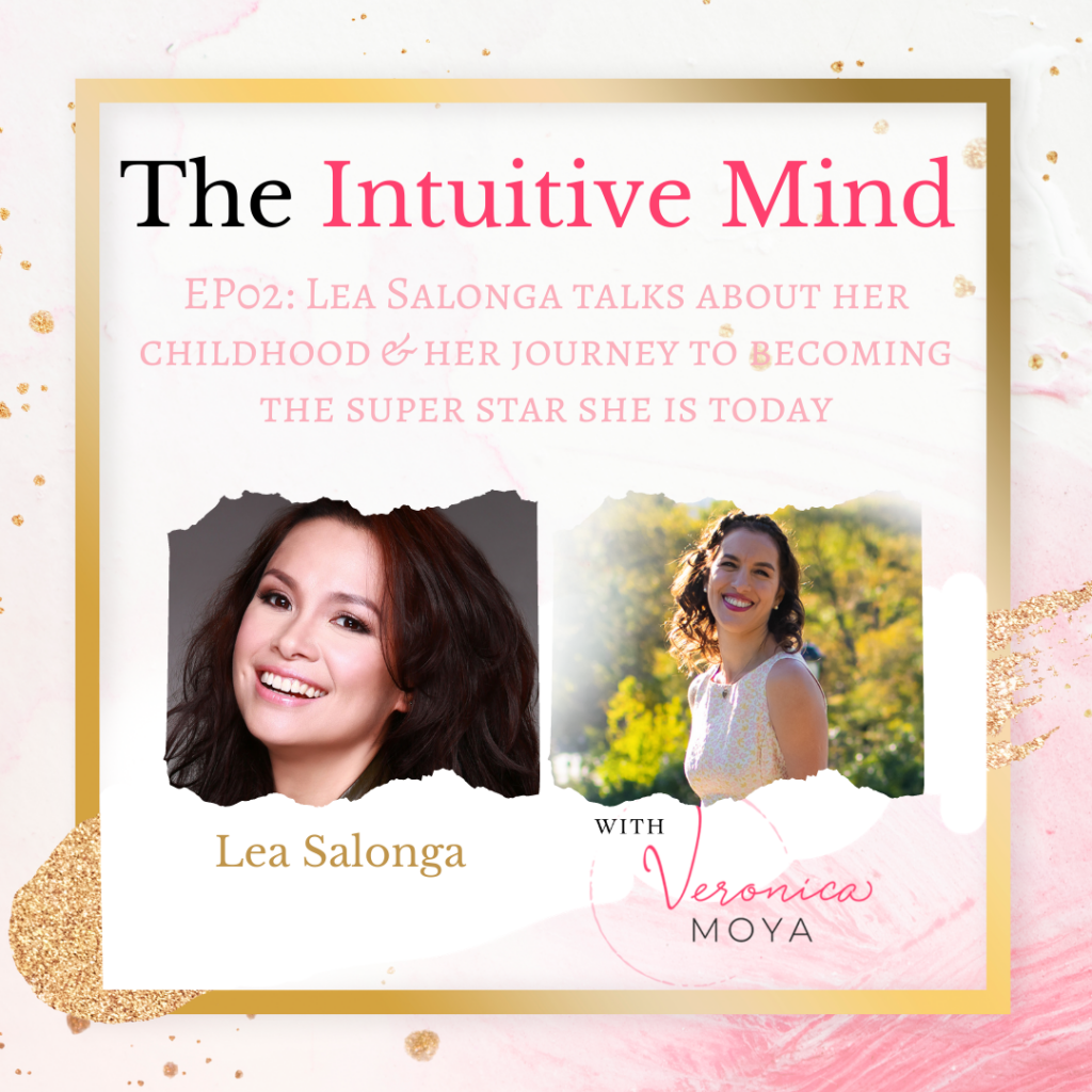 EP02_ Lea Salonga talks about her childhood & her journey to becoming the super star she is today.